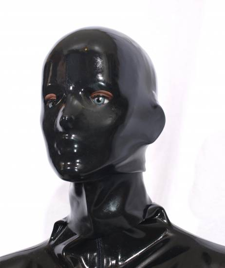 Heavy rubber maske