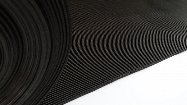 8 9 m anti rutsch matte 10 meter feinriefen rillen matten gummi matte 3mm. Black Bedroom Furniture Sets. Home Design Ideas
