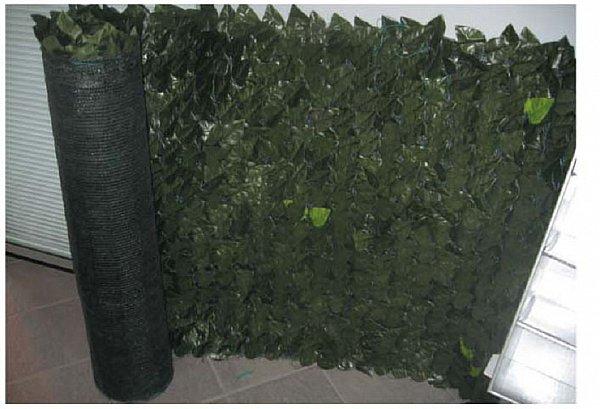 lorbeer balkonverkleidung sichtschutz kunsthecke balkon sichtschutzhecke 22098 ebay. Black Bedroom Furniture Sets. Home Design Ideas