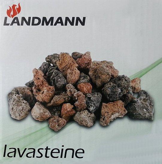 landmann lavasteine inhalt 3kg grillzubeh r lavastein f r gasgrill neu. Black Bedroom Furniture Sets. Home Design Ideas