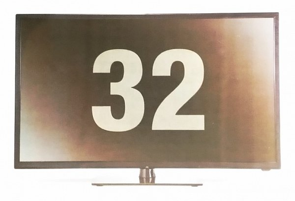 jtc led tv 2032tt dvb t2 fernseher 31 5 zoll dvb t2 s2 triple tuner dvb c neu. Black Bedroom Furniture Sets. Home Design Ideas