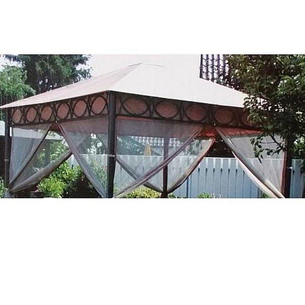 leco pavilliondach dachtextil f r pavillion dach f r pavillion safari ersatzdach. Black Bedroom Furniture Sets. Home Design Ideas