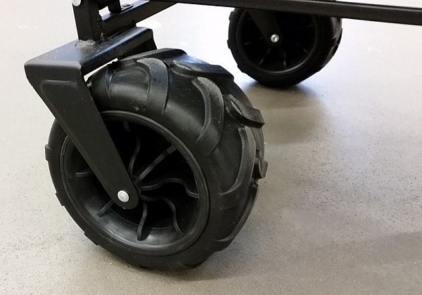 bollerwagen faltbar transporthilfe handwagen wagen transportmittel gr n ebay. Black Bedroom Furniture Sets. Home Design Ideas
