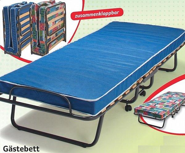 klappbett g stebett g steliege bett holzlattenrost neu ebay. Black Bedroom Furniture Sets. Home Design Ideas
