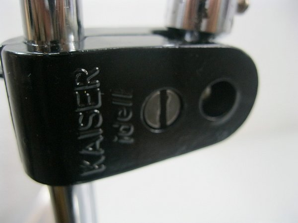 original kaiser idell lampe klemmlampe modell 6952 christian dell bauhaus ebay. Black Bedroom Furniture Sets. Home Design Ideas