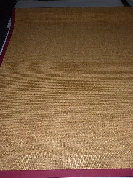 sisalteppich natur seegra teppich br cke l ufer teppich sisal natur 170x230 ebay. Black Bedroom Furniture Sets. Home Design Ideas