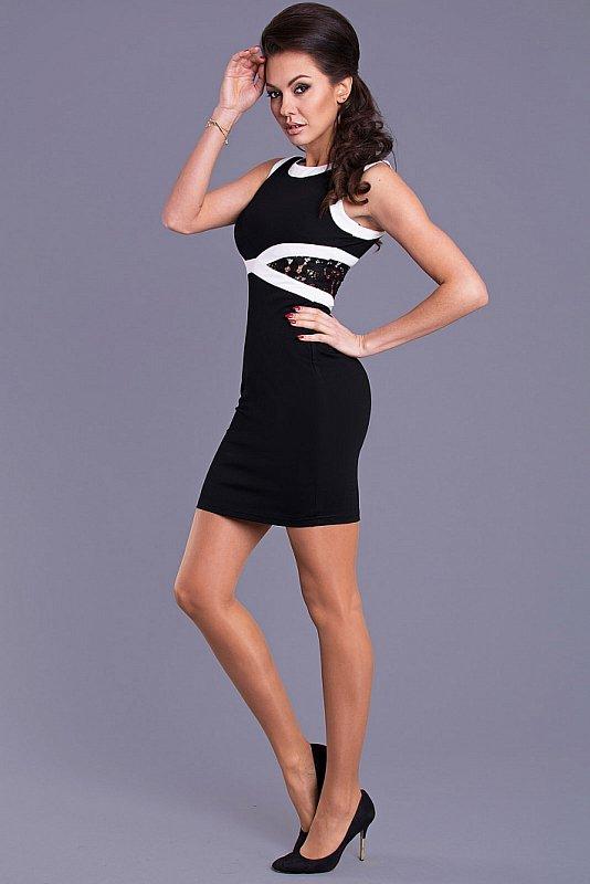 abendkleid partykleid spitzenkleid kurz kleid spitze cocktailkleid schwarz s 34. Black Bedroom Furniture Sets. Home Design Ideas