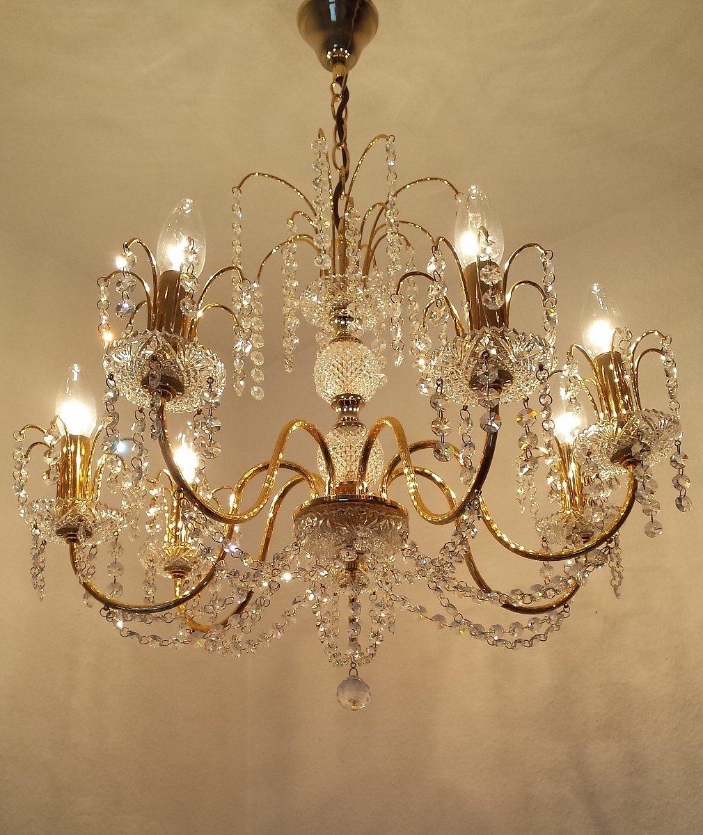 kristalll ster kristall l ster s lken leuchten. Black Bedroom Furniture Sets. Home Design Ideas