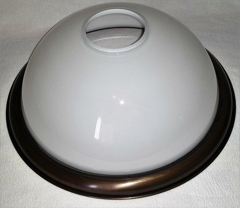Lampenschirm 40 Cm Durchmesser : lampenschirm aus glas durchmesser 40 cm weiss ebay ~ Heinz-duthel.com Haus und Dekorationen