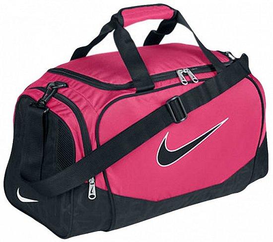 nike sporttasche pink 63 cm brasilia fitness damen tasche. Black Bedroom Furniture Sets. Home Design Ideas