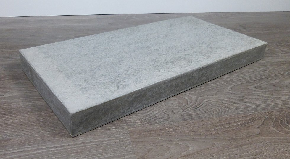 regal betonoptik grau beton 60x30 cm wandregal impressionen 9368 07. Black Bedroom Furniture Sets. Home Design Ideas