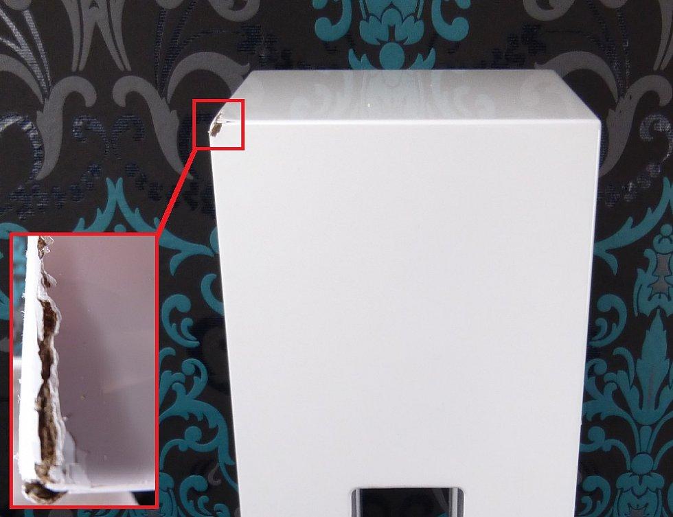 dekos ule s ule wei hochglanz gloss impressionen liamare 9852 03 ebay. Black Bedroom Furniture Sets. Home Design Ideas