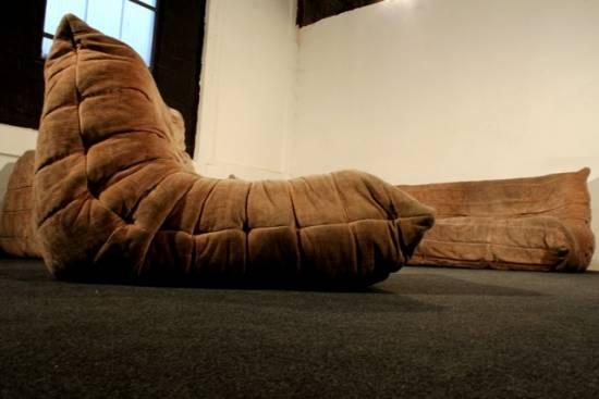 Michel ducaroy ligne roset togo sofa ligne roset ebay for Sitzlandschaft sofa