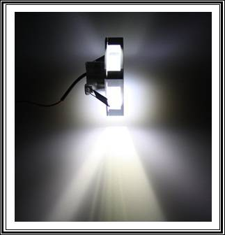 led high power beleuchtung wand decketrafo lampe alu. Black Bedroom Furniture Sets. Home Design Ideas