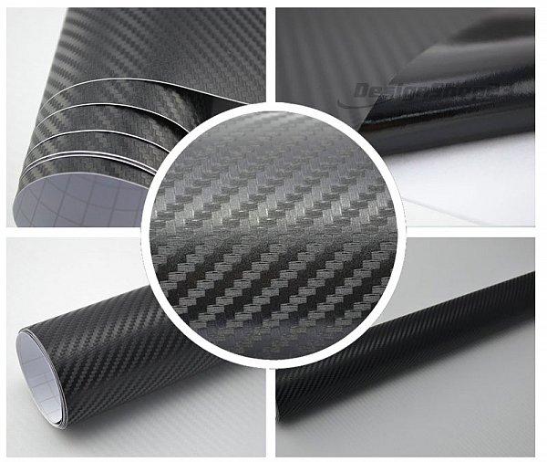 3d carbon folie 200x152cm schwarz klebefolie selbstklebend. Black Bedroom Furniture Sets. Home Design Ideas