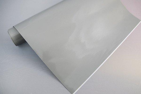 plotterfolie gl nzend 4 grau 30 x 106 cm 3 20 m m bel folie selbstklebend. Black Bedroom Furniture Sets. Home Design Ideas