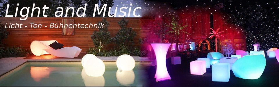 Light and Music Online