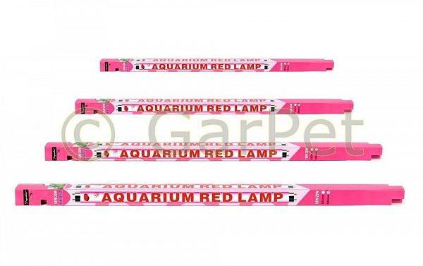 Dgb Red Lamp Aquarium Leuchtstoffr 246 Hren Aquarien Rot