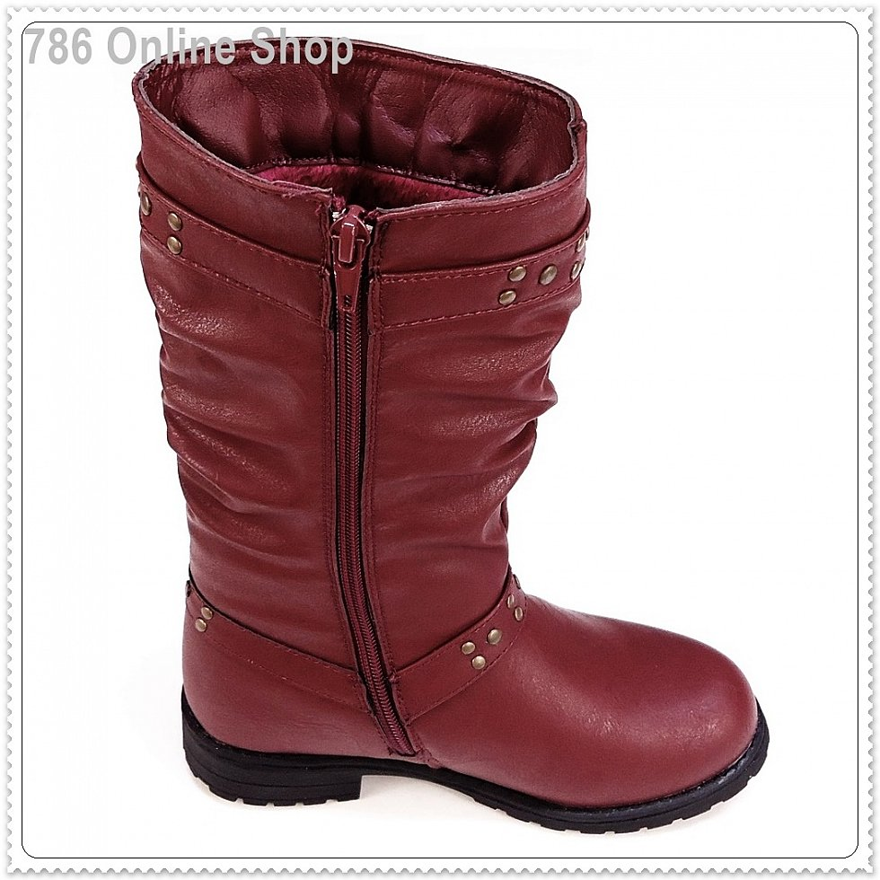 Kinder Schuhe Boots winterschuhe (139C) winterstiefel stiefel Mädchen Schuhe Größe 30 - 36 Neu Größe 33 0d7n6C7Q