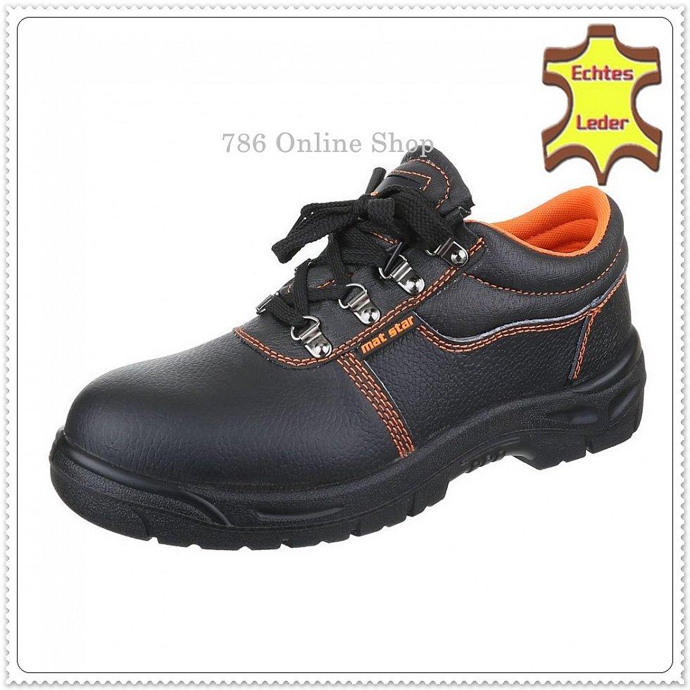 herren sicherheitsschuhe boots 215c arbeitsschuhe schutzklasse s3 schuhe neu ebay. Black Bedroom Furniture Sets. Home Design Ideas
