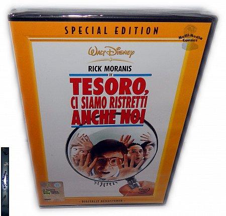Liebling jetzt haben wir uns geschrumpft dvd walt disney deutsch er ton ebay - Liebling englisch ...