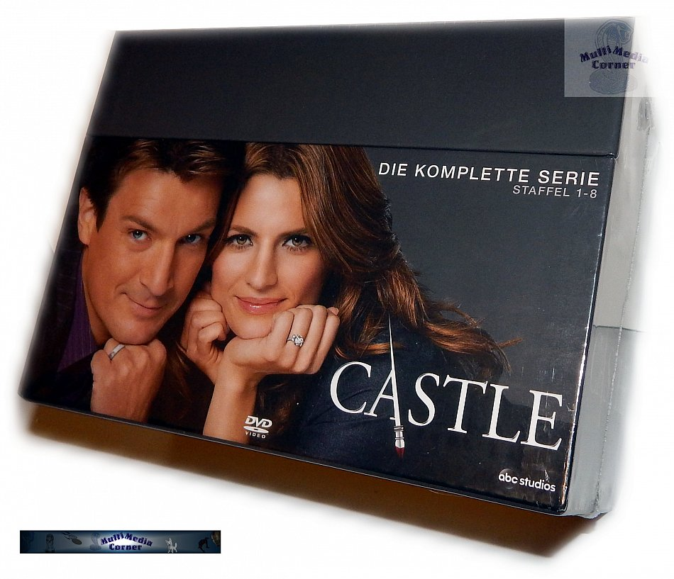 Castle Komplettbox
