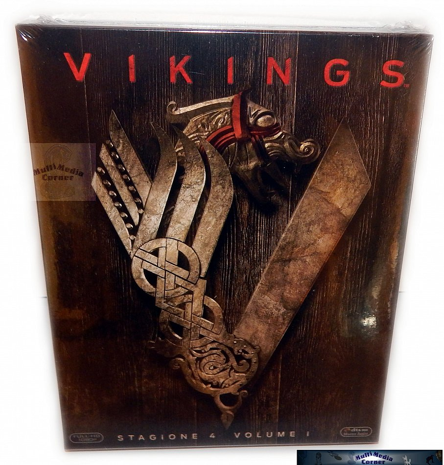 Vikings - Staffel 4.1 Blu-Ray