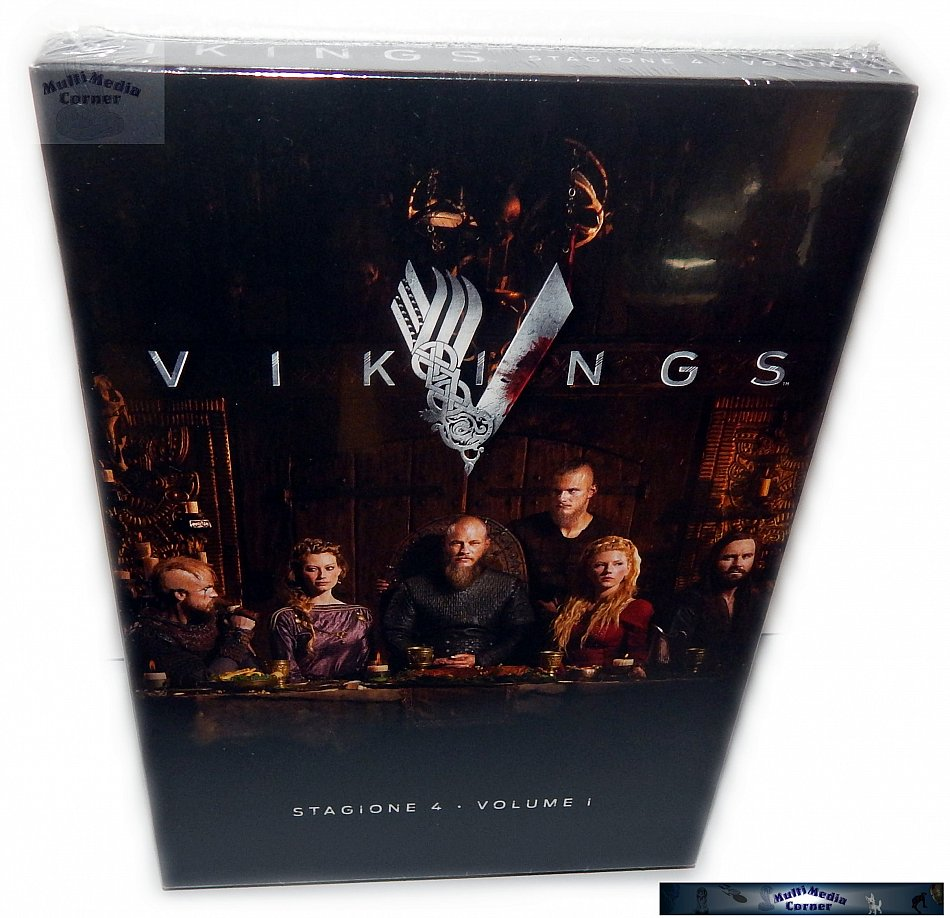 Vinkings Staffel/Season 4.1 [DVD]