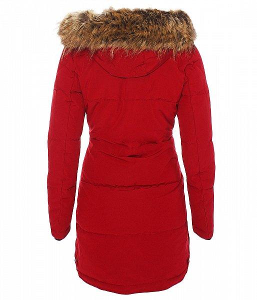 damen warmer wintermantel winter stepp mantel jacke lang parka kunstpelz s 34 ebay. Black Bedroom Furniture Sets. Home Design Ideas