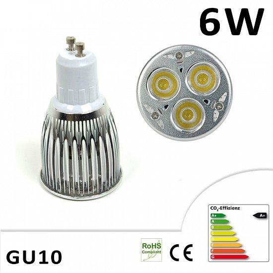 gu10 energiesparlampe gu10 leds 3 watt 4w 5w 6w 8w 9w led spot strahler ebay. Black Bedroom Furniture Sets. Home Design Ideas