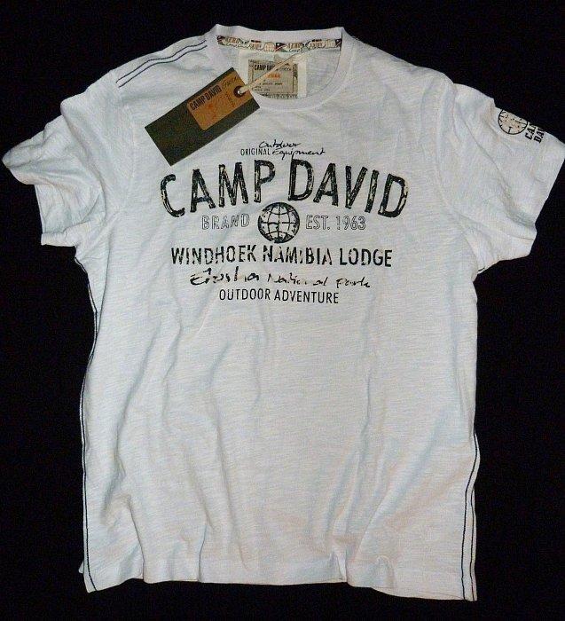 camp david t shirt kollektion namibia safari ii cd gr m. Black Bedroom Furniture Sets. Home Design Ideas