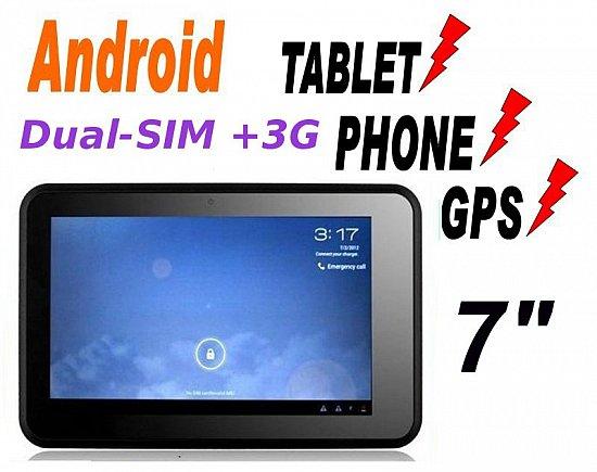tablet telefon 7zoll 4gb ebook pc tablet mobiltelefon. Black Bedroom Furniture Sets. Home Design Ideas