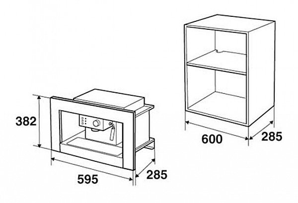 whirlpool kaffee automat einbau kaffeemaschine. Black Bedroom Furniture Sets. Home Design Ideas