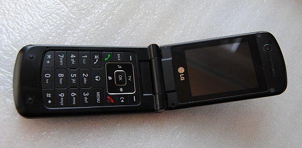 lg u830 handy ohne simlock phone klapphandy mobiltelefon. Black Bedroom Furniture Sets. Home Design Ideas