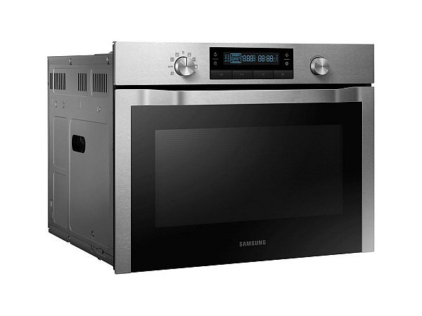 samsung kompackt 45cm nq50h5533ks einbau backofen 50l mikrowellenofen mikrowelle. Black Bedroom Furniture Sets. Home Design Ideas