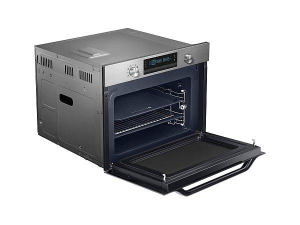 Samsung Kompakt 45cm Einbau Backofen 50L 15pr. Grill