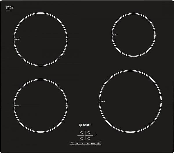 kochfeld induktion bosch pie611b18e induktionskochplatte 60cm autark glaskeramik ebay. Black Bedroom Furniture Sets. Home Design Ideas