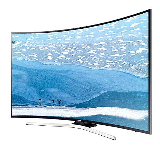 samsung ue49ku6179 led smart tv 4k ultra hd 49 123cm curved fernseher quad core ebay. Black Bedroom Furniture Sets. Home Design Ideas