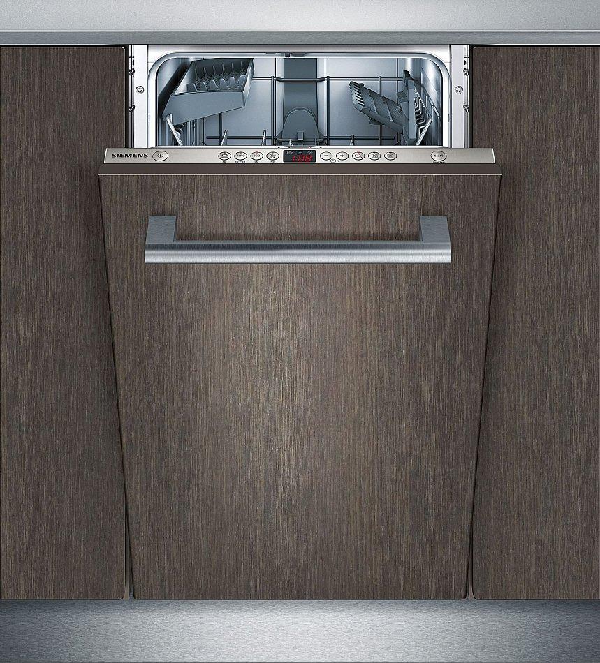 siemens einbau sp lmaschine 45cm geschirrsp ler. Black Bedroom Furniture Sets. Home Design Ideas