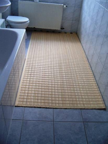 bambus bad l ufer bambus flur teppich badteppich. Black Bedroom Furniture Sets. Home Design Ideas