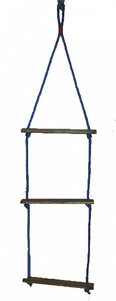 3 sprossen schlauchbootleiter bootsleiter badeleiter h ngeleiter strickleiter ebay. Black Bedroom Furniture Sets. Home Design Ideas