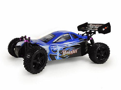 rc buggy booster 2 4 ghz 4wd 1 10 ferngesteuertes auto 35. Black Bedroom Furniture Sets. Home Design Ideas