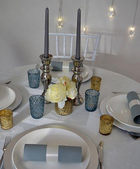 Windlicht gold vaseteelichthalter glasvase bauerngold for Windlicht modern