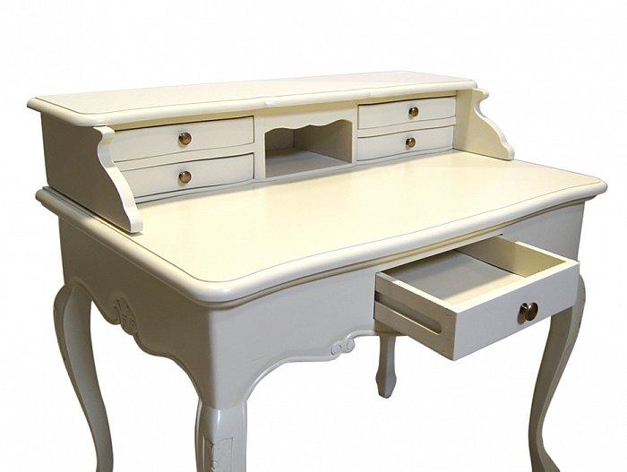 Schreibtisch mahagoni holz sekret r stilm bel ladies desk for Schreibtisch kolonial