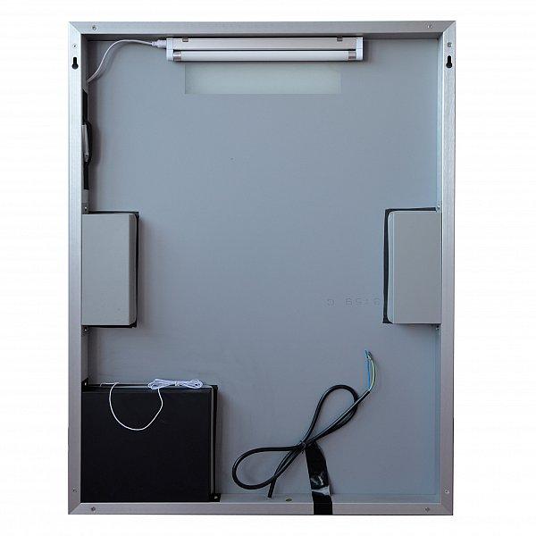 Design badspiegel flurspiegel mit beleuchtung radio mp3 for Badspiegel mit radio