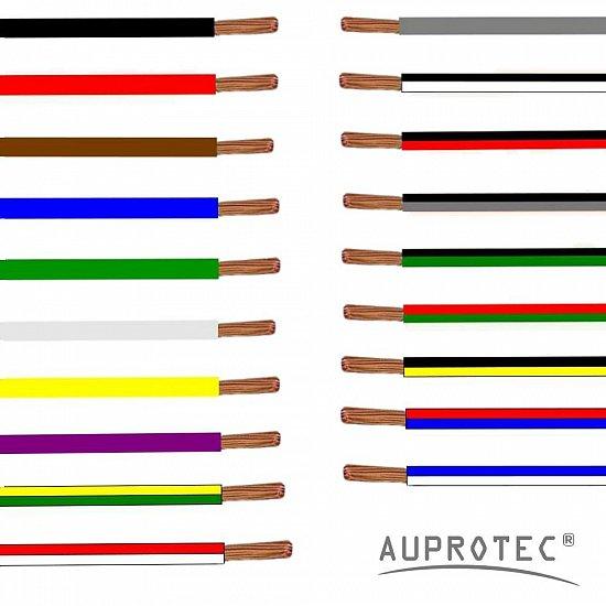 kfz leitung kabel litze fahrzeugleitung flry 0 75mm 50mm l ngen 1m 5m 10m ebay. Black Bedroom Furniture Sets. Home Design Ideas