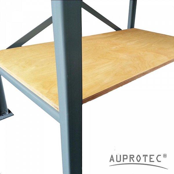 profi werkbank mit multiplex arbeitsplatte 40mm massiv. Black Bedroom Furniture Sets. Home Design Ideas