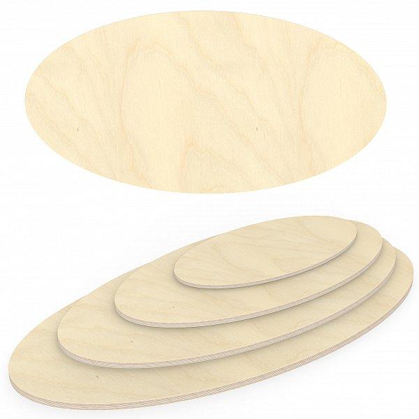 18mm multiplexplatte ellipse holzplatte tischplatte sperrholz platte birke ebay. Black Bedroom Furniture Sets. Home Design Ideas