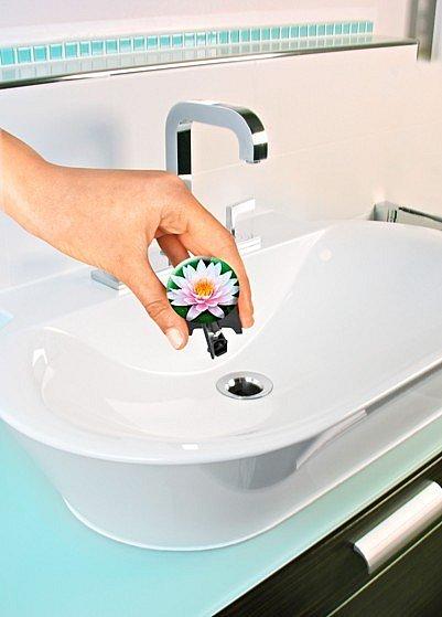waschbeckenst psel seerose abflussst psel st psel waschbecken abfluss stopfen. Black Bedroom Furniture Sets. Home Design Ideas