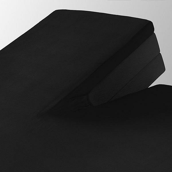 spannbetttuch f r split topper boxspringbett elektrisch bettlaken splittopper ebay. Black Bedroom Furniture Sets. Home Design Ideas